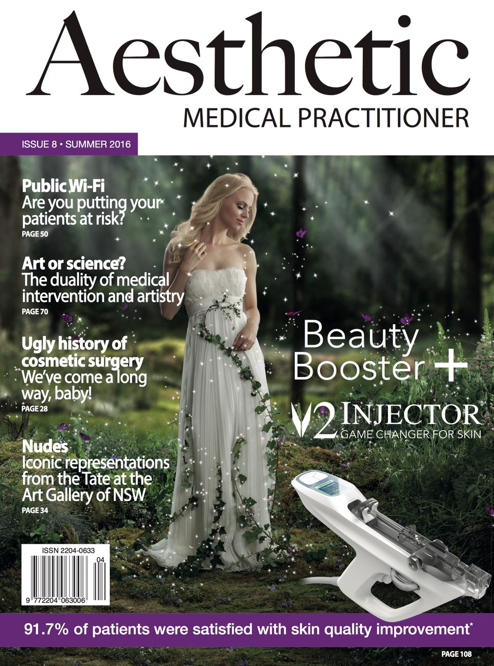 Aesthetic Medical Practitioner - Issue 8