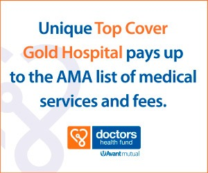 Unique Top Cover Gold Hospital pays up to the AMA list of medical services and fees.. DHF